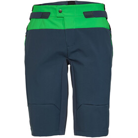 VAUDE Qimsa Softshell Shorts Heren, steelblue